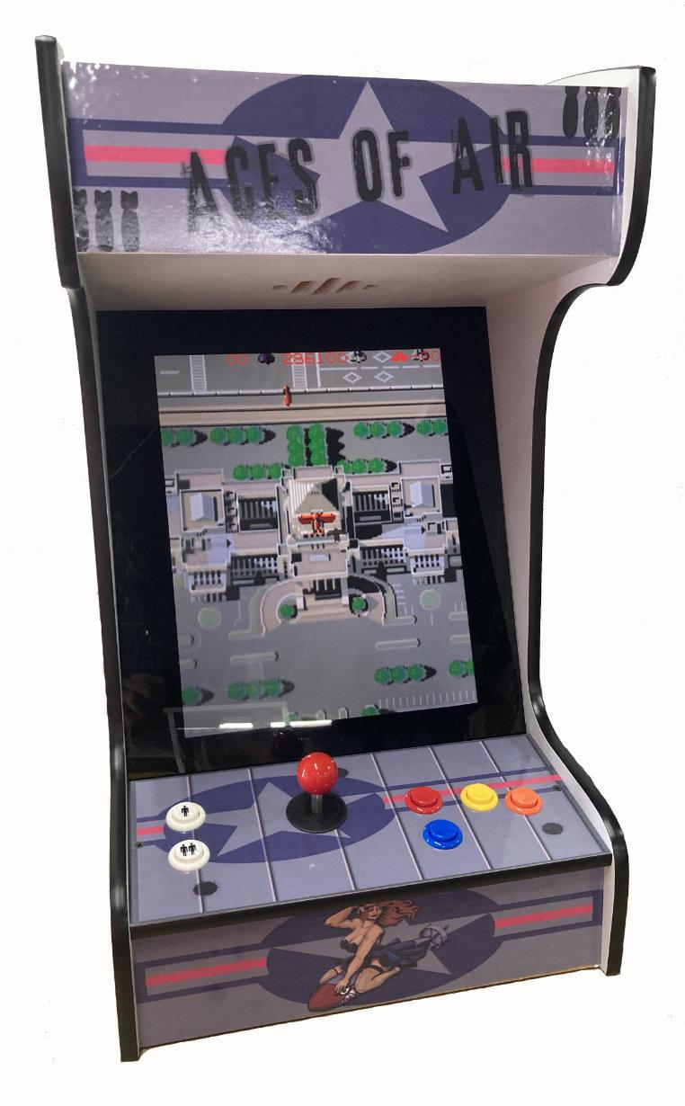 Aces of Air Arcade Machine