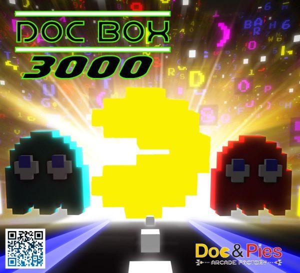 DocBox 3000 Screen
