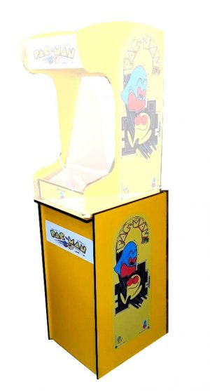 Video Arcade Machine Stand